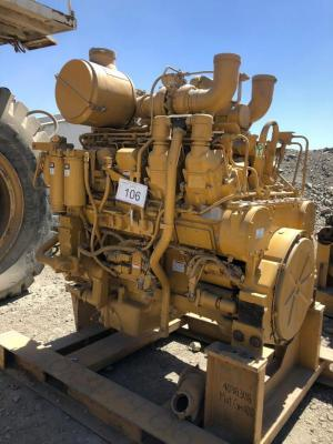 Caterpillar 10R-9195 3508B ENGINE AR-BASIC