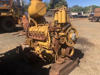 Caterpillar 24H 123-0200 Complete Engine