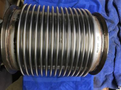 Caterpillar 242-0799 Exhaust Bellows Exhaust System