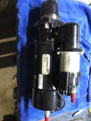 Caterpillar 207-1551 Motor Gp Starter Motor