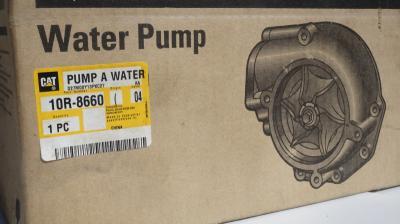 Caterpillar 10R-8660 Pump A Water CAT Reman Engine Part